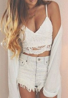 Crop top is more and
