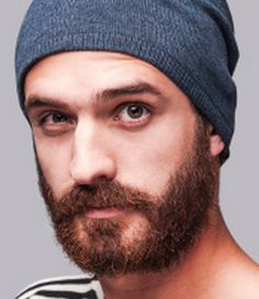 Bmg231 Full Beard Set 100 Human Hair Glue On