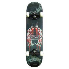 Renner C Series Blood Tattoo Complete Skateboard
