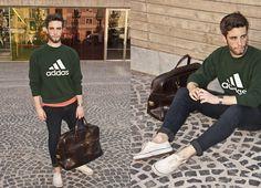 Streetstyle / Moda en la calle:Mario, de Barcelona (@Mario Sazi) #fashion #streetstyle #moda