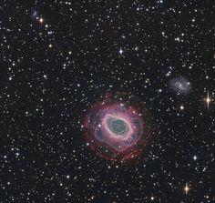 Ring Nebula Deep Field