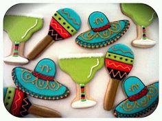 Fiesta/Cinco de Mayo Cookies