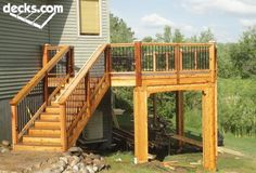 High Elevation Deck Picture Gallery | Deck Ideas ...