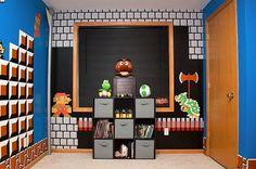 Super Mario – Decoração Quarto! | Garotas Nerds                                                                                                                                                                                 Mais
