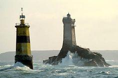 Pointe du Raz - Phare de La Vieille - Finistère Bretagne