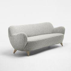 284: Vladimir Kagan / sofa < Modern Design, 6 October 2011 < Auctions | Wright