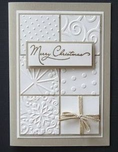 Christmas Card | Card Making | Card Ideas | Greeting Cards | DIY Cards | Stamping | Scrapbooking | Creative Scrapbooker Magazine #scrapbooking #cards #Christmas