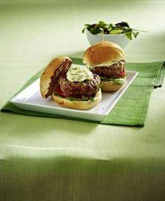 Mini-Grillburger
