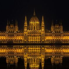 Budapest, Hungary- I plan on traveling here one day!