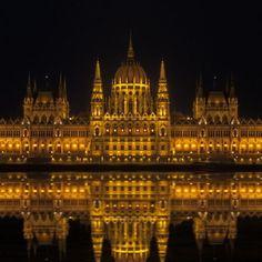 Parlement - Boedapest