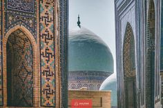 Silk Road Uzbekistan: Top 3 must-see: Khiva, Bukhara & Samarkand - UNESCO World Heritage sights with rich history and culture Travel Tips For Europe, Asia Travel, Travel Guide, Tens Place, Silk Road, Central Asia, Travel Information, Places To See, Taj Mahal