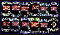 History of Rebels MC