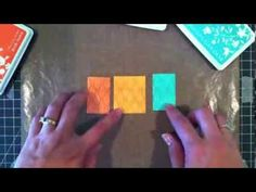 Kelly shows how to do the ghost stamping technique using a background stamp and shadow inks. Please visit http://heroarts.com/blogs/club/2013/10/01/ghost-sta...