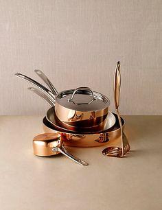 Pots & Pans | Saucepan Sets & Griddle Pans | M&S