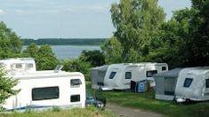 Mietwohnwagen in Groß Quassow/Havelberge Caravan, Recreational Vehicles, Canoe, Campsite, Campers, Single Wide