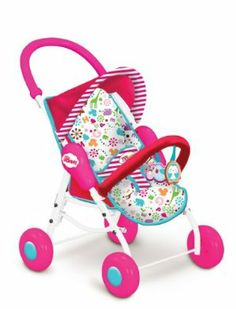 Fisher-Price Stroller $29.99. Every little mommy needs a sweet stroller for taking walks with her baby doll