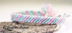 Friendshipbracelet candy shop by ConCHa Catena - dawanda.com  #friendshipbracelet #handmade #bracelet