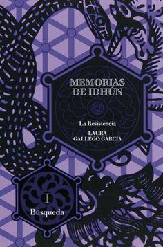 Trilogía Memorias de Idhún 1 #La resistencia I: Búsqueda - #Laura Gallego García