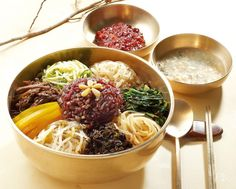 Korean Food (韓食)