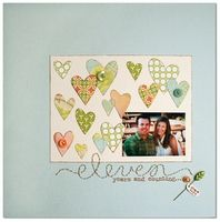 A Project by bluestardesign from our Scrapbooking Gallery originally submitted 07/13/11 at 08:12 AM