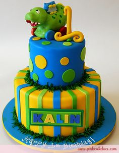 little boy birthday cakes | Children's Cakes » Specialty Cakes for Boys & Girls page 4