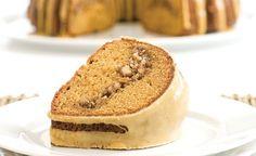 Pecan-Bourbon Bundt Cake