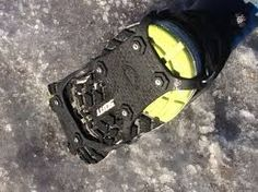 snow running shoes spikes - Cerca con Google