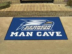 Georgia Southern University Man Cave All-Star Mat 33.75x42.5