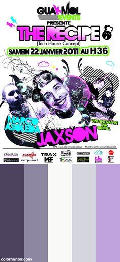 Flyer Jakson Recto Web Color Scheme
