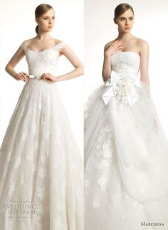 Zuhair Murad Wedding dresses 2013  http://weddinginspirasi.com/2012/07/11/zuhair-murad-wedding-dresses-2013/