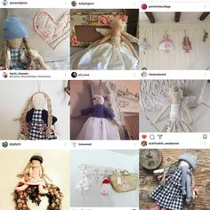 #marchmeetthemaker day 17 customer and feedback. I have the most fantastic customers who say the nicest things. One of the best bits, is when they/you tag me in a post showing their doll in her new home. Love you guys x #handmadedolls #etsy #dollmakerofinstagram #dowhatyoulove