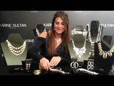 Karine Sultan French Fashion Jewelry Designer Paris - Los Angeles - Wholesale - Retail - http://www.wholesalejewelrycatalog.org/uncategorized/karine-sultan-french-fashion-jewelry-designer-paris-los-angeles-wholesale-retail/
