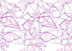 geometric designs in nature - Google Search