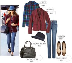 Get the Look for Less: Jessica Alba!