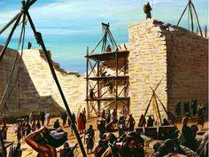 """Potret Kasih Allah Proyek Pembangunan Salomo """"Setelah lewat dua puluh tahun selesailah Salomo mendirikan kedua rumah itu, yakni rumah Tuhan dan istana raja"""" 1 Raja-raja 9:10. Di antara banyak pembangunan yang dilakukan Salomo, ada Bait Allah dan istana raja. Keduanya memakan waktu 20 tahun, hampir separuh masa pemerint"""