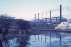 Round Oak Steelworks, Brierley Hill.