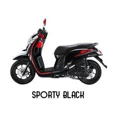 Jual Honda All New Scoopy eSP Sporty Sepeda Motor [VIN 2018/OTR Jabodetabek]