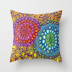 Pillow http://society6.com/product/osmosis-i4t_pillow#25=193&18=126