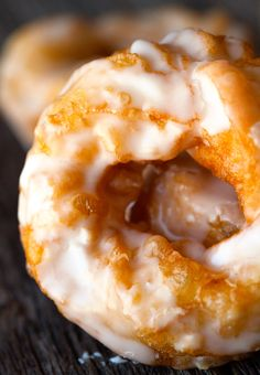 French Cruller Recipe. My favorites.