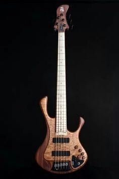 Zakrzewski. Bass Guitar