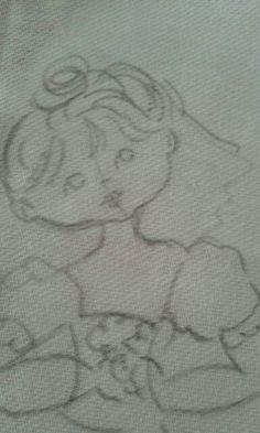 Boneca da Gilce