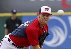 What's behind Stephen Strasburg's early-inning struggles?