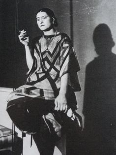 """ARTIST - SONIA DELAUNAY is now rightly seen as a stronger and more complex artist than her husband, who died in 1941. Although the Delaunays were regarded as collaborators in a single artistic project, the truth was never so simple. Far from retreating into the applied arts and stereotypical """"women's work"""", Delaunay sought instead to extend art into the everyday."""