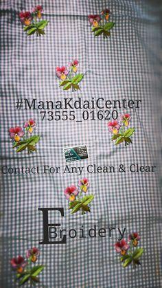 Com Acrylic pour painting - My Life Hane Program Embroidery Suits Punjabi, Embroidery On Kurtis, Kurti Embroidery Design, Cutwork Embroidery, Hand Work Embroidery, Flower Embroidery Designs, Embroidery Fashion, Designer Punjabi Suits Patiala, Women Salwar Suit