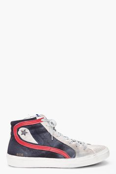 967367085676f2 Golden Goose   Off-White Slide Sneakers