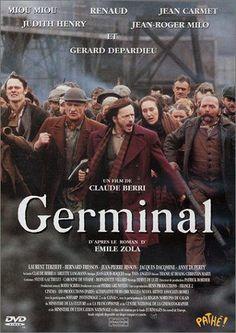 'Germinal' (1993). Claude Berri.  http://www.filmaffinity.com/es/film131044.html