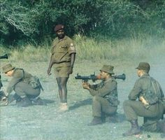 Defence Force, Ol Days, Good Ol, Special Forces, Cold War, Art Reference, South Africa, Army, African