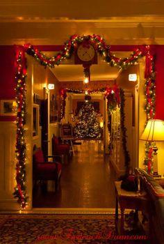 Christmas at The Riverside Inn, Cambridge Springs PA