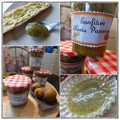 Confitures kiwis-pommes version avec Thermomix - BLOG LA GUILLAUMETTE -