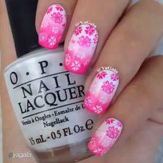 Nail DIY idea. Reversed ombre nail. By @yagala  #nailideas #nail #nailart #nailpolish #nailhowto #nailtutorial #nailartdesign #pretty #tutorial #tutorials #instructions #instruction #nailswag #nailartjunkie #gradient #polish #nailvideos #nailartvideos #nailsart #nailpictorial #nailarts #nailstamping #nailartwow #nailartaddict #tutoriales #ombre #diynails #manicure #stepbystep #pictorial
